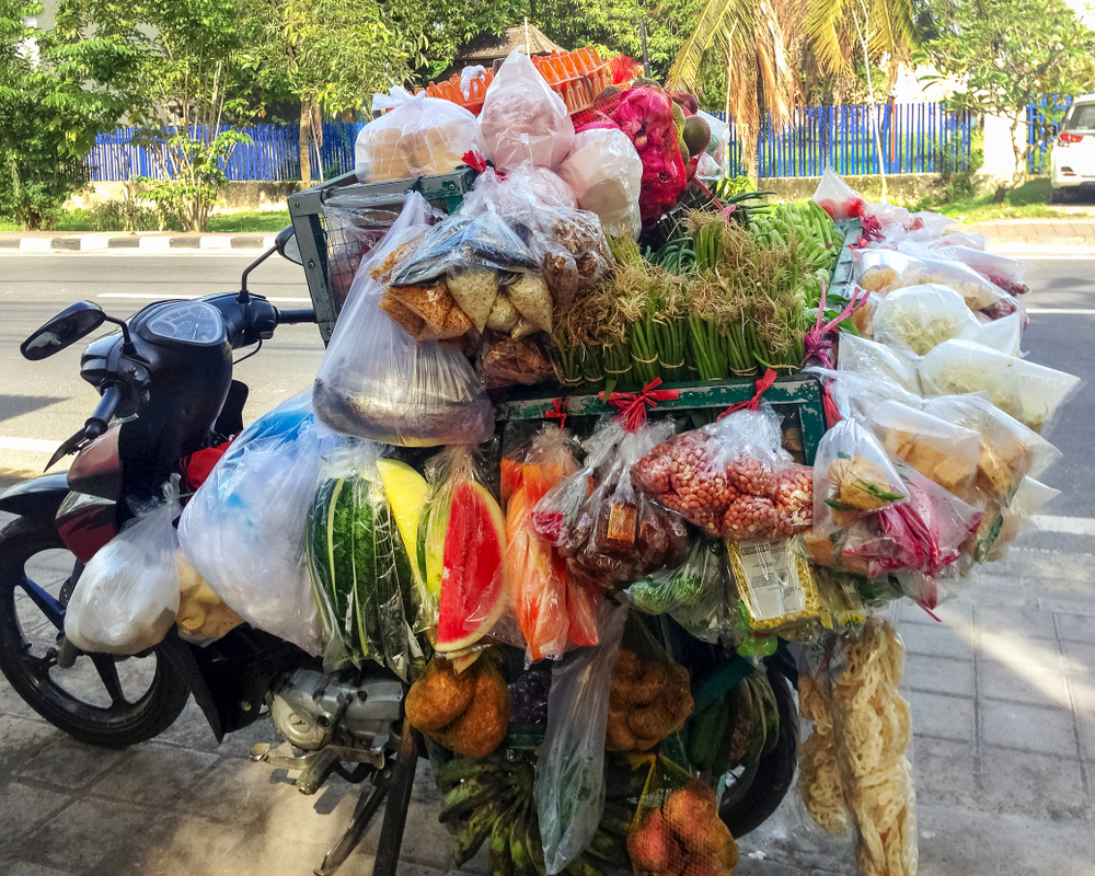 Everyone can afford a heap & healthy living in Bali