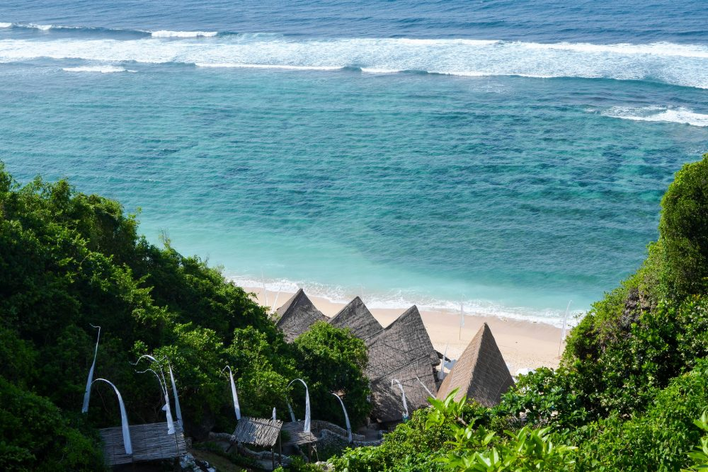 Sundays Beach Club is a luxurious place to relax by the coast in Bali,