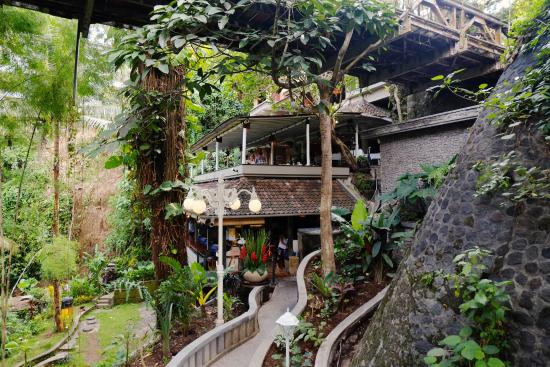 Bridges Bali Restaurant.