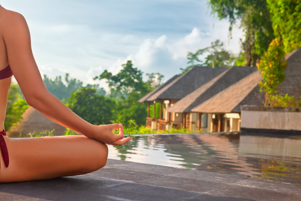 Treat yourself with a luxurious yoga retreat in Canggu