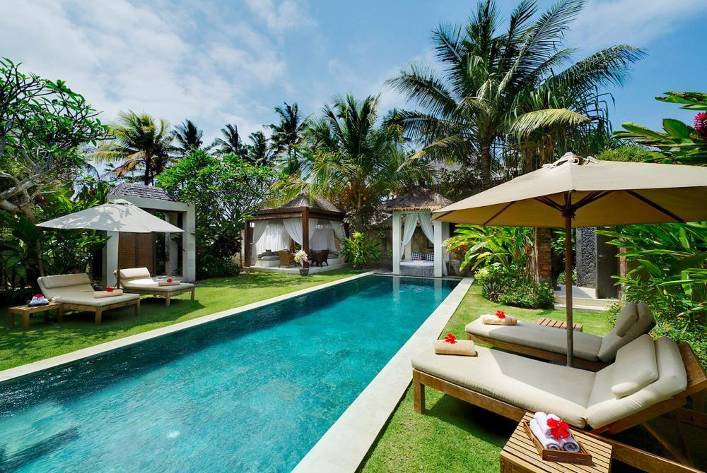 Gorgeous Majapahit Villa Raj