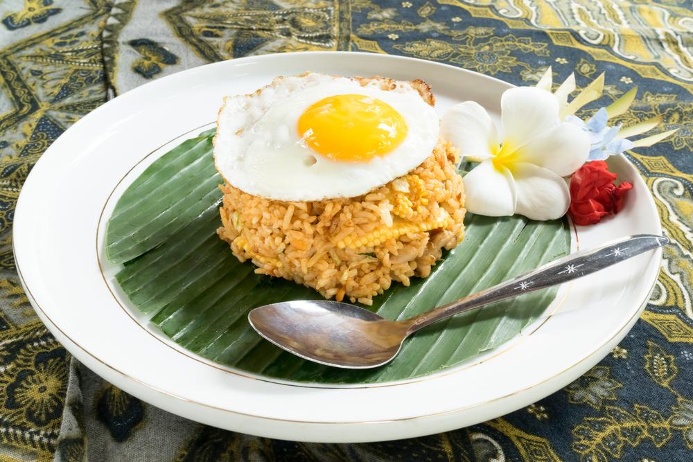 Delicious Nasi Goreng