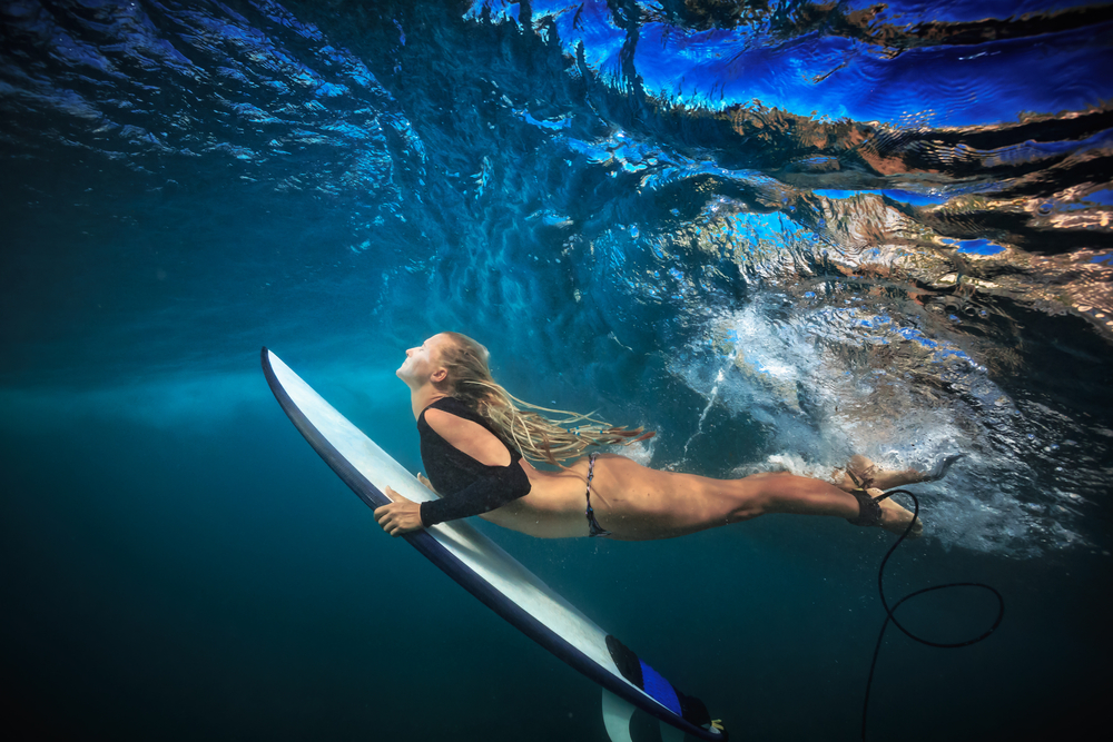 Where should you go to surf in Bali and which areas should you avoid?