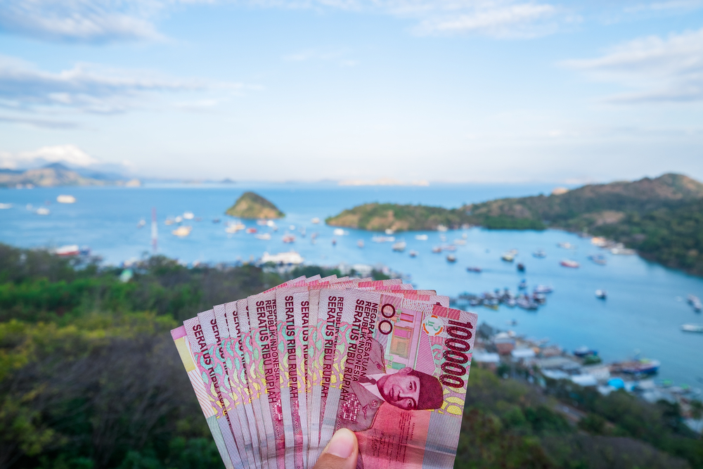 Bali uses Indonesian Rupiah as its currency.