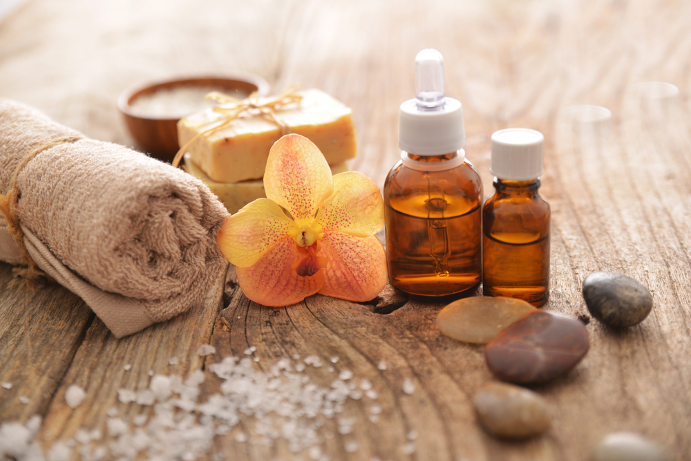 Treat yourself to some natural, organic beauty products in Bali.