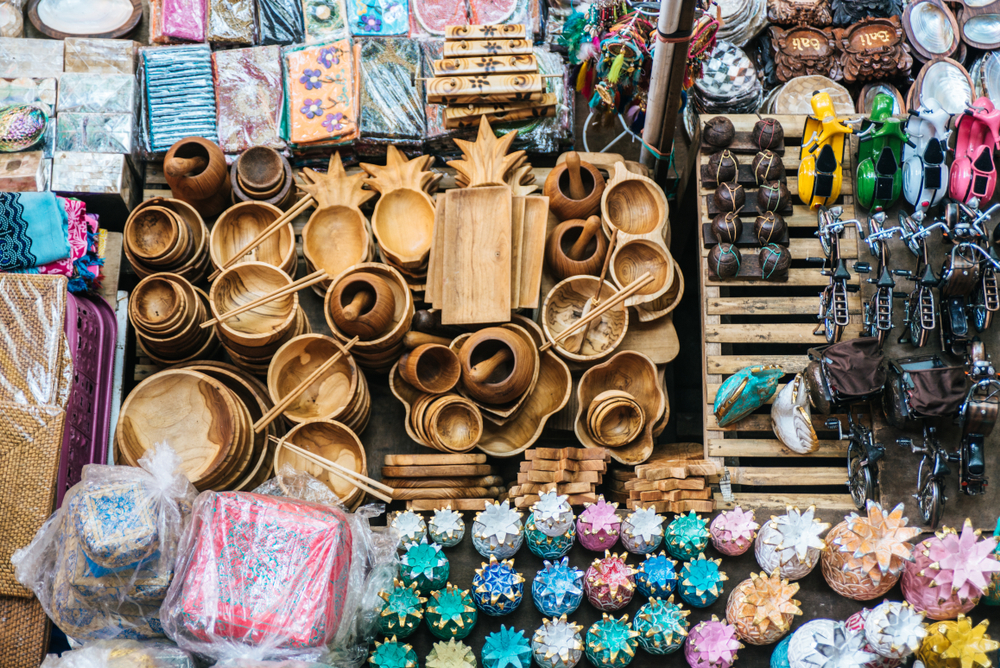 Ubud Art Market is waiting for you to discover its treasures!