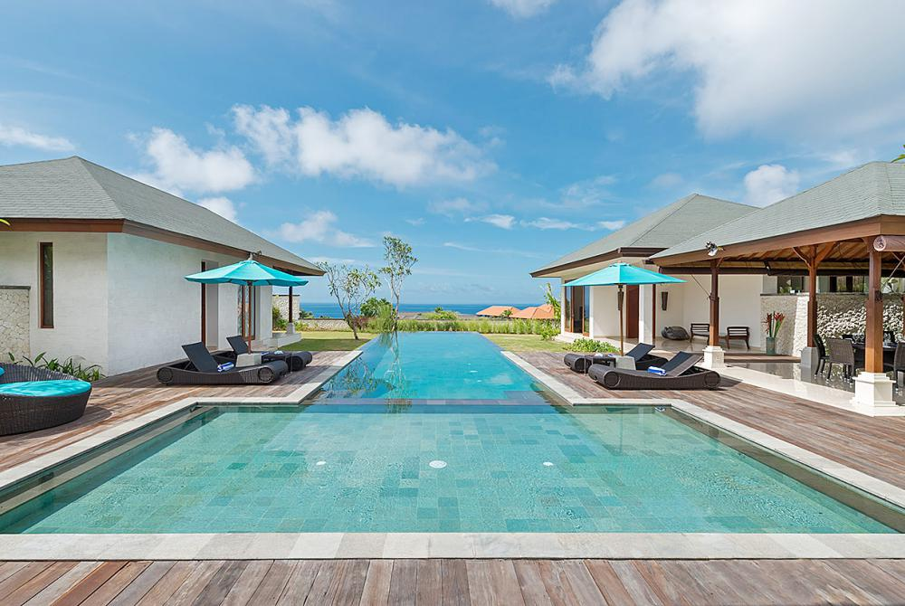 Stay at the magical Villa Marie in Nusa Dua