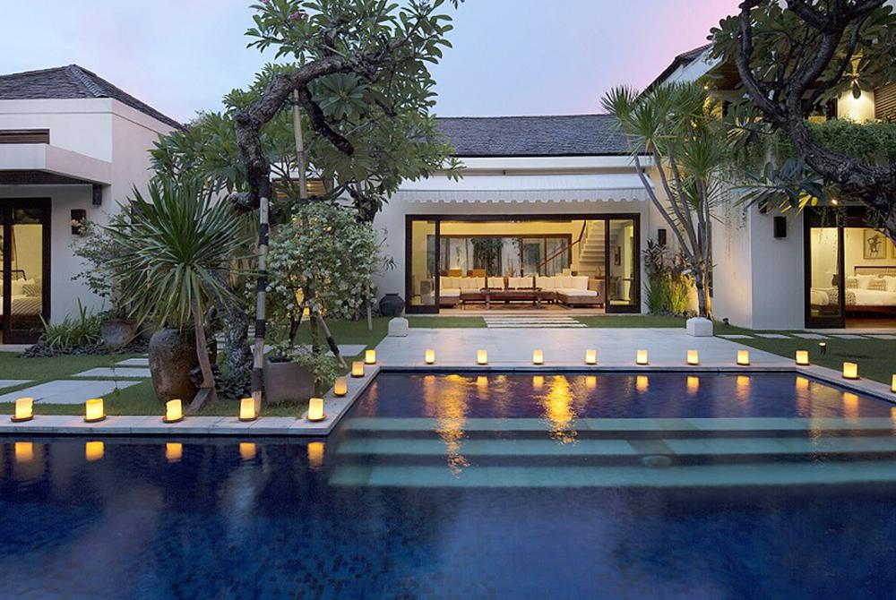 Villa Jimma will become your private Balinese paradise